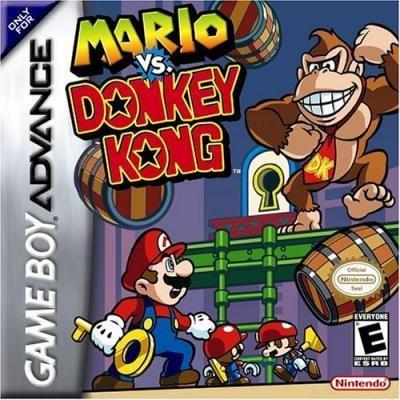 Foto van Mario Vs. Donkey Kong GBA