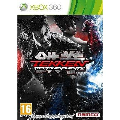 Foto van Tekken Tag Tournament 2 XBOX 360