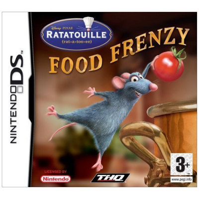 Foto van Ratatouille Food Frenzy NDS