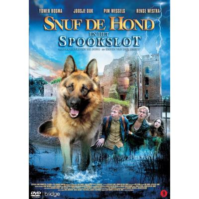 Foto van Snuf de Hond en het Spookslot DVD