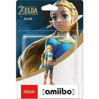 Amiibo Zelda Breath Of The Wild AMIIBO