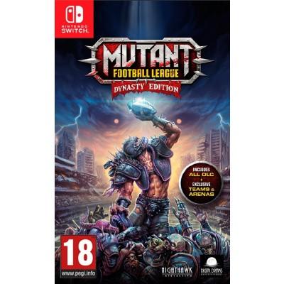Mutant Football League (Dynasty Edition) Nintendo Switch