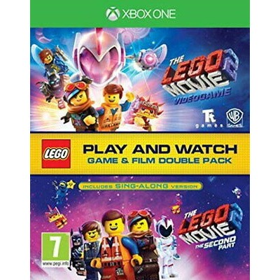 Foto van The Lego Movie 2 Videogame & The Lego Movie 2 (Blu-Ray) Double Pack XBOX ONE