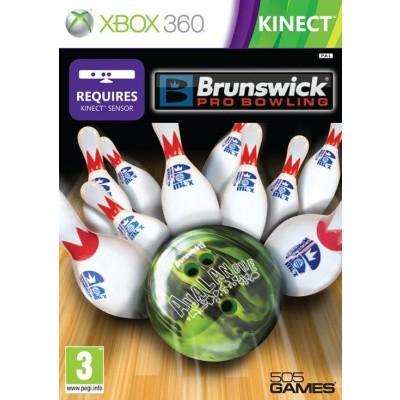Brunswick Pro Bowling (Kinect) XBOX 360