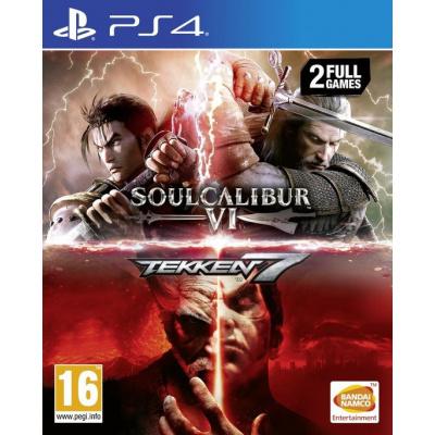 Foto van Tekken 7 & Soul Calibur VI Double Pack PS4