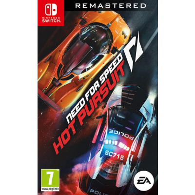 Foto van Need For Speed: Hot Pursuit - Remastered SWITCH
