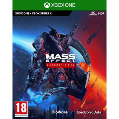Mass Effect - Legendary Edition XBOX SERIES X