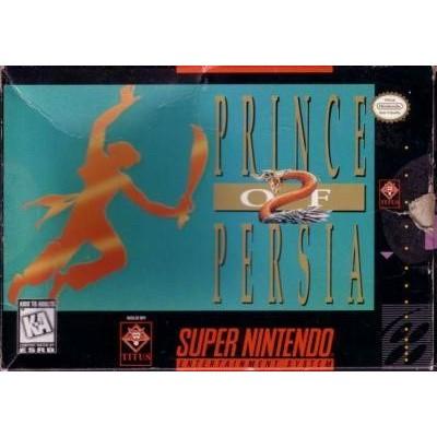 Foto van Prince Of Persia 2 SNES