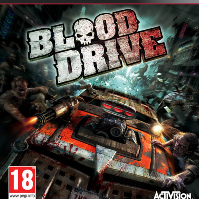 Blood Drive PS3
