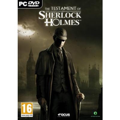 Foto van The Testament Of Sherlock Holmes PC