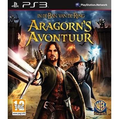 In De Ban Van De Ring Aragorns Avontuur PS3