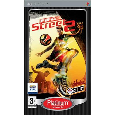 Foto van Fifa Street 2 (Platinum) PSP