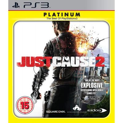 Foto van Just Cause 2 (Platinum) PS3
