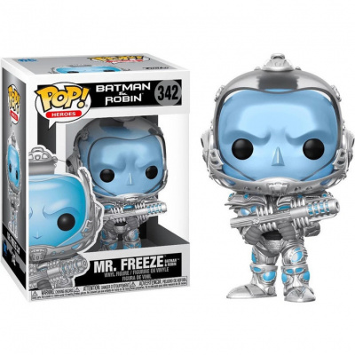 Foto van Pop! Heroes: Batman & Robin - Mr. Freeze FUNKO