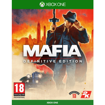 Foto van Mafia Definitive Edition XBOX ONE