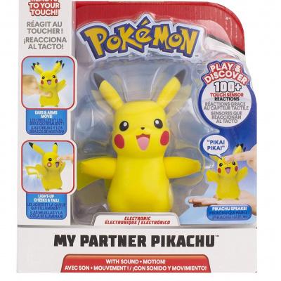 Foto van Pokémon - My Partner Pikachu MERCHANDISE