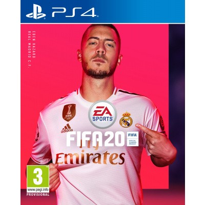 Foto van FIFA 20 PS4