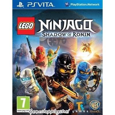 Foto van Lego Ninjago Shadow Of Ronin PSVITA