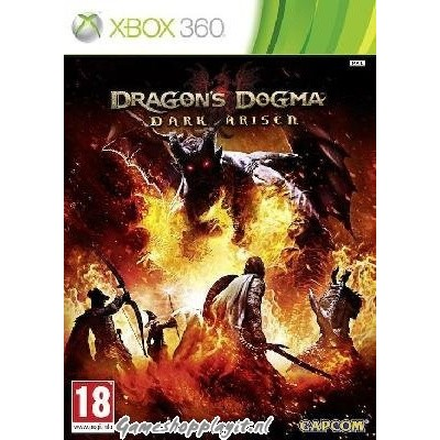 Foto van Dragon's Dogma Dark Arisen XBOX 360