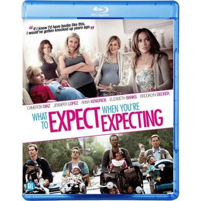 Foto van What To Expect When You're Expecting BLU-RAY