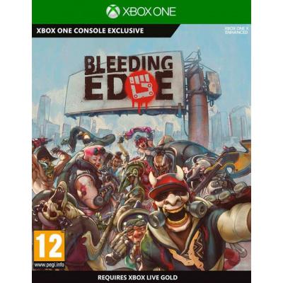 Foto van Bleeding Edge XBOX ONE