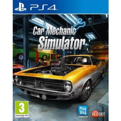 Foto van Car Mechanic Simulator PS4