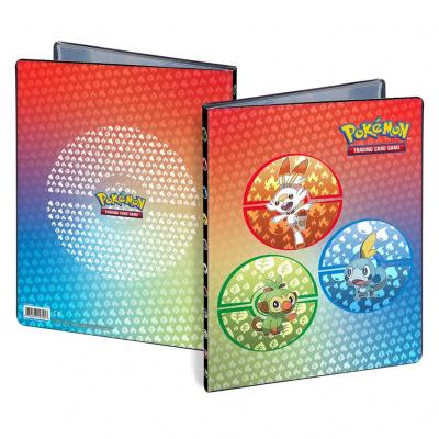 TCG Pokémon Galar Starters Portfolio 9-Pocket POKEMON