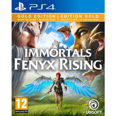 Foto van Immortals Fenyx Rising Gold Edition PS4