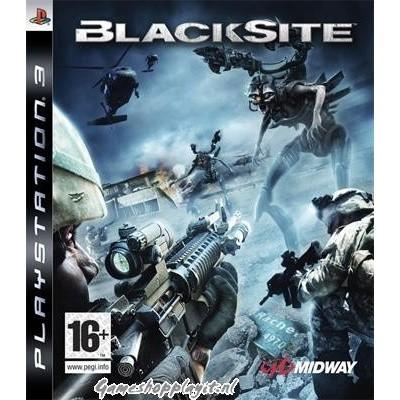 Blacksite Area 51 PS3