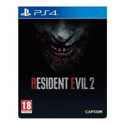 Resident Evil 2 (Steelbook) PS4
