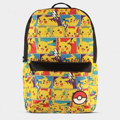 Pokémon - Pikachu Basic Backpack MERCHANDISE