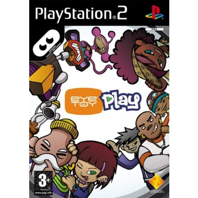Foto van Eyetoy Play PS2
