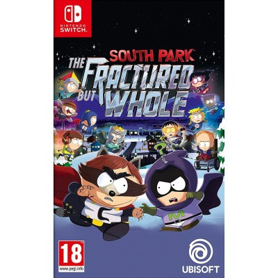 Foto van South Park The Fractured But Whole SWITCH