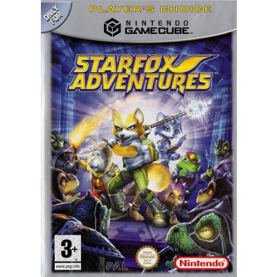 Foto van Starfox Adventures (Player's choise) NGC