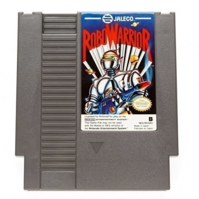 Foto van Robo Warrior (Cartridge Only) NES