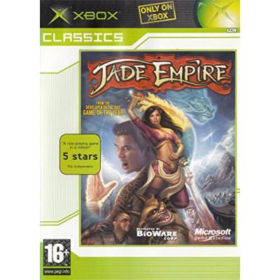 Foto van Jade Empire (Classics) XBOX