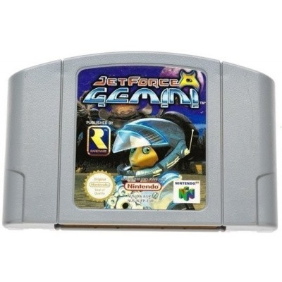 Foto van Jet Force Gemini (Losse Cassette) N64
