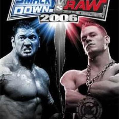 Smackdown Vs Raw 2006 PSP