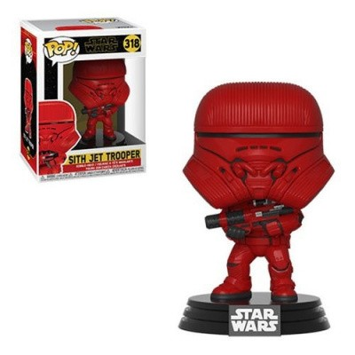 Pop! Star Wars: The Rise Of Skywalker - Sith Jet Trooper FUNKO
