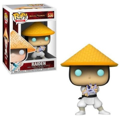 Foto van Pop! Games: Mortal Kombat - Raiden FUNKO