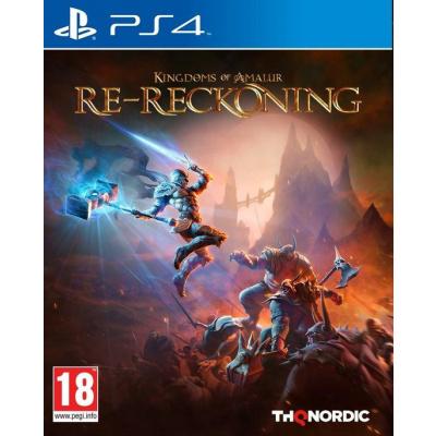 Kingdoms of Amalur Re-Reckoning PS4