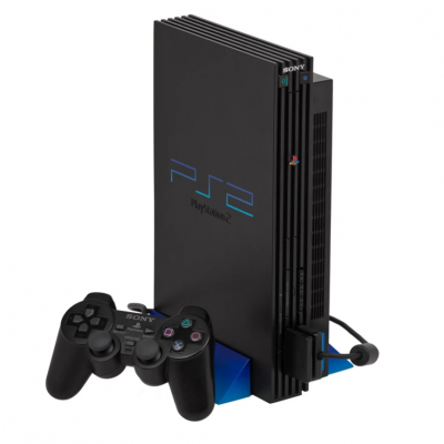 Playstation 2 Phat Console (Black) PS2
