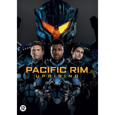 Foto van Pacific Rim Uprising DVD