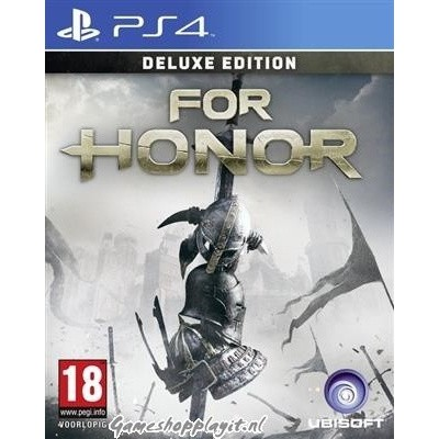 Foto van For Honor Deluxe Edition PS4