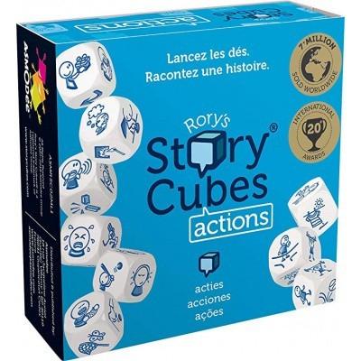 Rory's Story Cubes - Action BORDSPELLEN