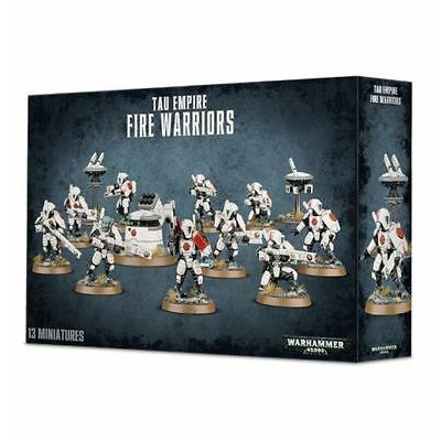 Tau Empire Fire Warriors WARHAMMER 40K