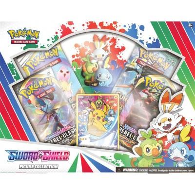 Foto van TCG Pokémon Sword & Shield Figure Collection POKEMON
