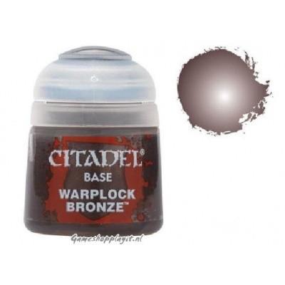 Citadel Base - Warplock Bronze CITADEL