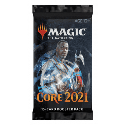 TCG Magic The Gathering Core 2021 Booster Pack MAGIC THE GATHERING