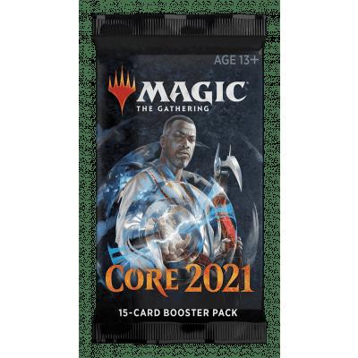 Foto van TCG Magic The Gathering Core 2021 Booster Pack MAGIC THE GATHERING